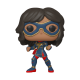 Funko POP! Avengers Game - Kamala Khan (Stark Tech Suit) Vinyl Figura 10cm