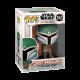 Funko POP! Star Wars: Mandalorian - Covert Mandalorian Vinyl Figura 10cm