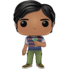 Funko POP! Big Bang Theory S2 - Raj Vinyl Figura 10cm