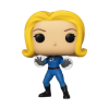 Funko POP! Fantastic Four - Invisible Girl Vinyl Figura 10cm