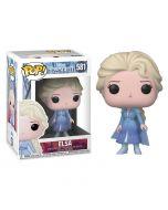 Funko POP! Frozen 2 - Elsa Vinyl Figura 10cm