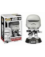 Funko POP! Star Wars Episode VII The Force Awakens - First Order Flametrooper Vinyl Figura 10cm