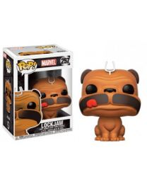 Funko POP! Marvel - Inhumans Lockjaw Vinyl Figure Bobble-Head 10cm