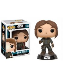 Funko POP! Star Wars Rogue One - Jyn Erso Trooper Vinyl Figura 10cm