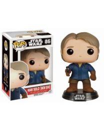 Funko POP! Star Wars - The Force Awakens: Han Solo Snow Gear - Vinyl Figura 10cm
