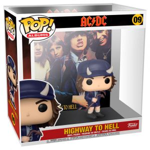 Funko POP! AC/DC - Highway to Hell Vinyl figura