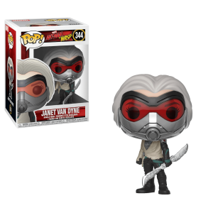 Funko POP! Ant-Man & The Wasp – Janet Van Dyne Vinyl Figura 10cm