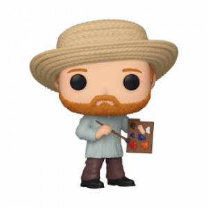 Funko POP! Artists: Vincent van Gogh Vinyl Figura 10cm