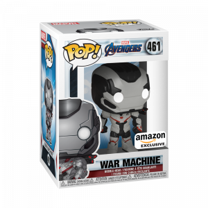 Funko POP! Avengers Endgame - War Machine Vinyl Figura 10cm