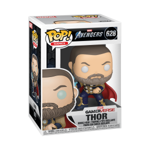 Funko POP! Avengers Game - Thor (Stark Tech Suit) Vinyl Figura 10cm