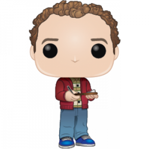 Funko POP! Big Bang Theory S2 - Stuart Vinyl Figura 10cm