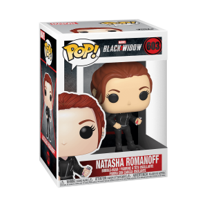 Funko POP! Black Widow – Black Widow (Street) Vinyl Figura 10cm