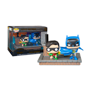 Funko POP! Comic Moment Batman 80th - 1964 Batman and Robin Vinyl Figurak