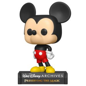 Funko POP! Disney Archives - Mickey Mouse Vinyl Figura 10cm