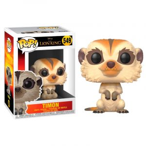 Funko POP! Disney The Lion King Timon Vinyl figura 10cm