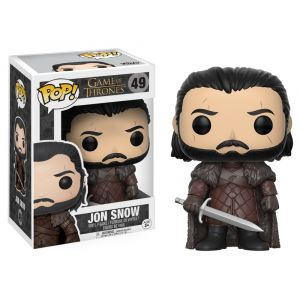 Funko POP! Game of Thrones Jon Snow (2) Vinyl figura 10cm