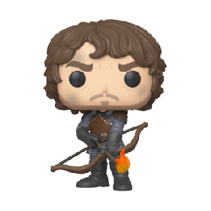 Funko POP! Game of Thrones - Theon Flaming Arrows Vinyl Figura 10cm