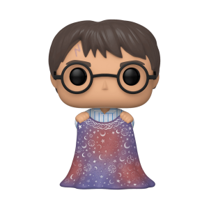 Funko POP! Harry Potter - Harry Invisibility Cloak Vinyl Figura 10cm