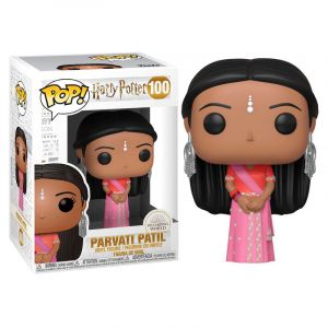 Funko POP! Harry Potter - Parvati Patil (Yule) Vinyl Figura 10cm