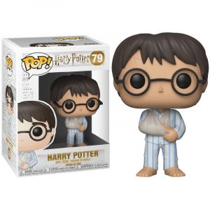 Funko POP! Harry Potter - Harry Potter pizsamában Vinyl Figura 10cm