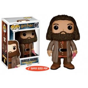 Funko POP! Movies Harry Potter - Rubeus Hagrid (nagy) 15cm