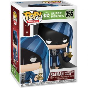 Funko POP! Heroes: DC Holiday - Scrooge Batman Vinyl Figura 10cm