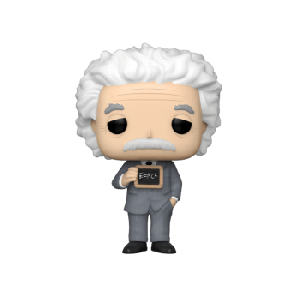 Funko POP! Icons - Albert Einstein Vinyl Figura 10cm