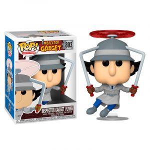 Funko POP! - Inspector Gadget Flying Vinyl figura 10cm