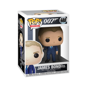 Funko POP! James Bond - Daniel Craig (Quantum of Solace) Vinyl Figura 10cm
