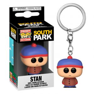 Funko POP! Kulcstartó South Park - Stan Vinyl figura