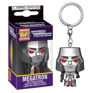 Funko POP! Kulcstartó Transformers - Megatron Vinyl figura