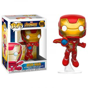 Funko POP! Marvel Avengers Infinity War Iron Man / Vasember with Wings Vinyl Figura 10cm