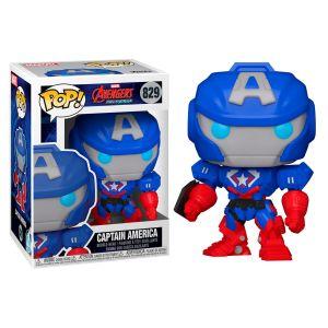 Funko POP! Marvel Mech - Captain America Vinyl figura 10cm