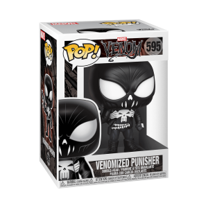 Funko POP! Marvel Venom S3 - Punisher Figura 10cm