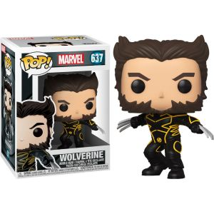 Funko POP! Marvel X-Men 20th Wolverine In Jacket Vinyl Figura 10cm