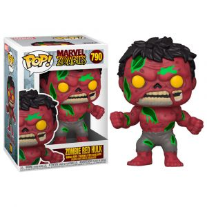 Funko POP! Marvel Zombies - Red Hulk Vinyl figura 10cm
