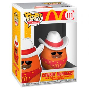 Funko POP! McDonalds - Cowboy Nugget Vinyl figura 10cm