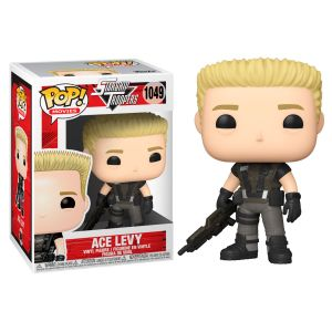 Funko POP! Movies Starship Troopers - Ace Levy Vinyl figura 10cm