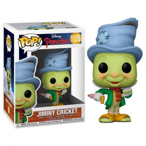 Funko POP! Pinocchio - Street Jiminy Vinyl figura 10cm