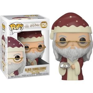 Funko POP! POP HP: Holiday - Dumbledore Vinyl Figura 10cm