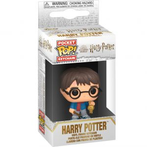 Funko POP! POP Kulcstartó: Harry Potter Holiday - Harry