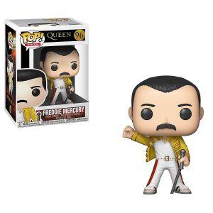 Funko POP! Queen - Freddie Mercury Wembley 1986 Vinyl figura 10cm