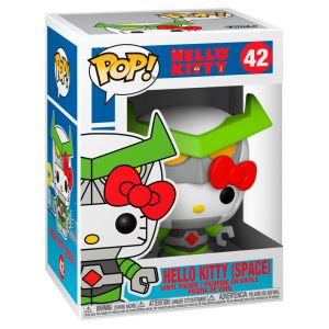 Funko POP! Sanrio Hello Kitty / Kaiju - Space Kaiju Vinyl Figura 10cm
