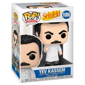 Funko POP! Seinfeld - Yev Kassem Vinyl Figura 10cm