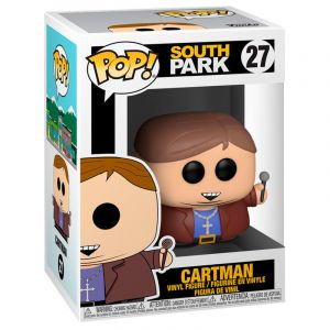 Funko POP! South Park - Faith +1 Cartman Vinyl Figura 10cm
