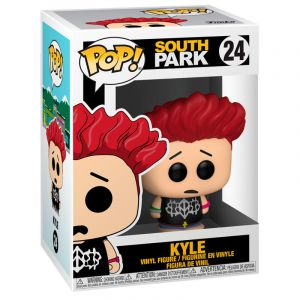 Funko POP! South Park - Jersey Kyle Vinyl Figura 10cm
