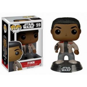 Funko POP! Star Wars Episode VII The Force Awakens - Finn Vinyl Figura 10cm