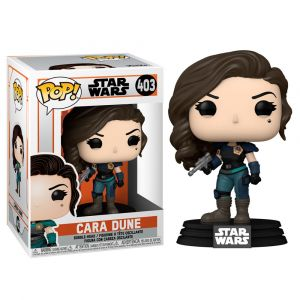 Funko POP! Star Wars: The Mandalorian - Cara Dune Vinyl Figura 10cm