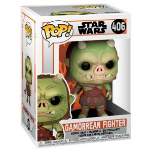 Funko POP! Star Wars: The Mandalorian - Gamorrean Fighter Vinyl Figura 10cm