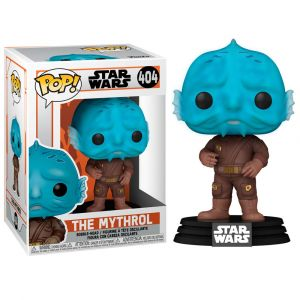 Funko POP! Star Wars: The Mandalorian - The Mythrol Vinyl Figura 10cm